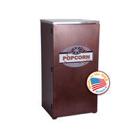 Paragon 3080810 Cineplex Antique Copper Popcorn Stand for 4 oz. Poppers