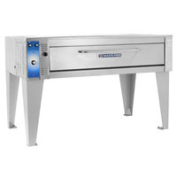 Bakers Pride EB-2-8-5736 74 inch Double Deck Electric Bake Oven - 208V, 3 Phase