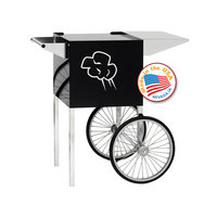 Paragon 3080020 Small Contempo Popcorn Cart