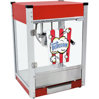 Paragon 1104800 Cineplex Red 4 oz. Popcorn Machine