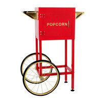 Carnival King PM4CART Cart for 4 oz. PM470 Popcorn Popper with 16 inch Wheels