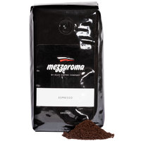 Mezzaroma Dark Regular Ground Espresso 6 - 12 oz. Packs / Case