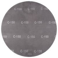 Scrubble by ACS 32199 20 inch Sand Screen Disc with 150 Grit - 10 / Case