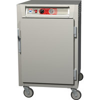 Metro C565-SFS-UPFS C5 6 Series Half-Height Reach-In Pass-Through Heated Holding Cabinet - Solid Doors