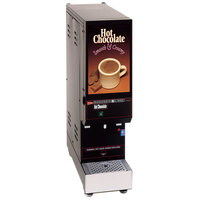 Cecilware GB1HC Whipper Series Single 8lb. Hopper Powdered Hot Chocolate Dispenser - 120V