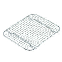 Vollrath Super Pan V 20228 1/2 Size Stainless Steel Wire Grate for Steam Table Pan