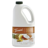Torani 64 oz. Pina Colada Smoothie Mix