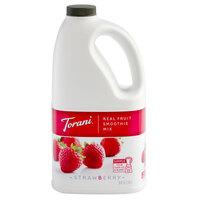 Torani 64 oz. Strawberry Smoothie Mix