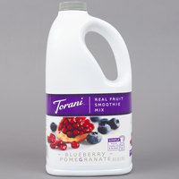 Torani 64 oz. Blueberry Pomegranate Fruit Smoothie Mix