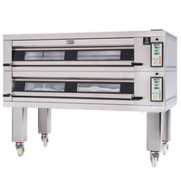 Doyon 3T4 Artisan 4 Stone 56 inch Deck Oven - 12 Pan Capacity