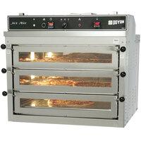 Doyon PIZ3 Triple Deck Electric Pizza Oven