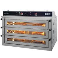 Doyon PIZ6G Triple Deck Gas Pizza Oven - 70,000 BTU