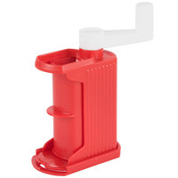 Red Rigamonti Rotary Cheese Grater