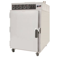 NU-VU SMOKE6 Half Height Cook and Hold Smoker Oven