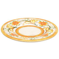 Elite Global Solutions D10P Tuscany 10 1/4 inch Design Melamine Plate