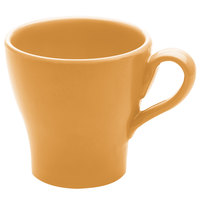 Elite Global Solutions D4C Tuscany 14 oz. Mustard Yellow Melamine Mug
