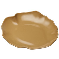 Elite Global Solutions ECO7014 Lotus Rattan-Colored 14 inch Melamine Platter