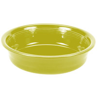 Homer Laughlin 455332 Fiesta Lemongrass 2 Qt. Serving Bowl - 4 / Case