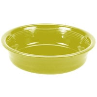 Homer Laughlin 455332 Fiesta Lemongrass 2 Qt. Serving Bowl - 4/Case