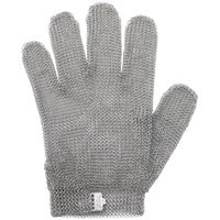 Victorinox 81703 niroflex2000 Red Cut Resistant Stainless Steel Mesh Glove - Medium