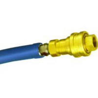 T&S HW-4C-48 Safe-T-Link 1/2 inch x 48 inch Water Appliance Hose Quick Disconnect