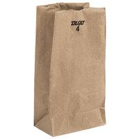 4 lb. Brown Paper Bag 500/Bundle