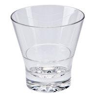 12 oz. Polycarbonate Tapered Rocks Glass