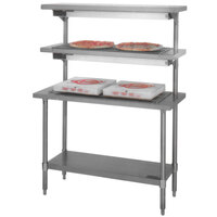Eagle Group PIH48 Pizza Holding Table - 48 inch