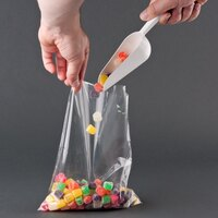 Plastic Food Bag / Candy Bag 8 inch x 10 inch 1000 / Box