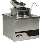APW Wyott W-4B 4 Qt. Countertop Warmer