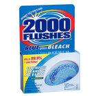 2000 Flushes Blue Plus Bleach Automatic Toilet Bowl Cleaner - 12 / Case