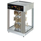 Star HFD2APTP 21 1/8 inch Pass-Through Humidified Pretzel Display Case for 72 Pretzels