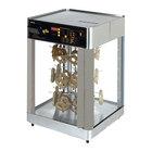 Star HFD3AP 28 1/4 inch Humidified Pretzel Display Case for 112 Pretzels