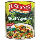 Furmano's Mixed Vegetables - #10 Can - 6 / Case