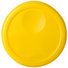 Rubbermaid 5722 Yellow Lid for 2, 4 Qt. Round Food Storage Containers (FG572200YEL)