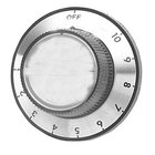 All Points 22-1214 1 7/8 inch Dial (Off, 1-10)