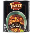 Vanee 490KE Deluxe Beef Stew - #10 Can