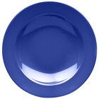 Elite Global Solutions D10PB Rio Winter Purple 18 oz. Round Melamine Pasta / Soup Bowl