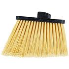 Carlisle 3686700 Duo-Sweep Medium Duty Angled Broom Head with Flagged Bristles
