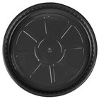 Genpak 55C10 Bake 'N Show Dual Ovenable 10 inch x 1 inch Round Shallow Pizza / Cookie Pan - 200 / Case