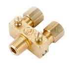 Cooking Performance Group 01.20.1068508 Pilot Valve for HP212, HP424 and HP636 Countertop Hot Plates