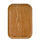 Cambro 1015307 10 1/8 inch x 15 inch Light Elm Insert for 1520 Fiberglass Camtray - 24 / Case