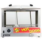 Adcraft HDS-1200W Commercial Hot Dog Steamer - 1200W
