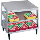 Hatco GRPWS-2418D Glo-Ray 24 inch Double Shelf Pizza Warmer - 960W