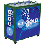Green Avalanche 300 Mobile 112 Qt. Cooler Merchandiser