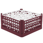 20 Compartment Vollrath Glass Racks and Extenders