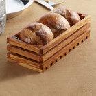 Wooden Bread Baskets