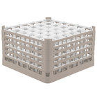 36 Compartment Vollrath Glass Racks and Extenders