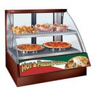Heated Display Cases and Deli Cases