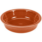 Homer Laughlin 461334 Fiesta Paprika 19 oz. Medium Bowl - 12 / Case